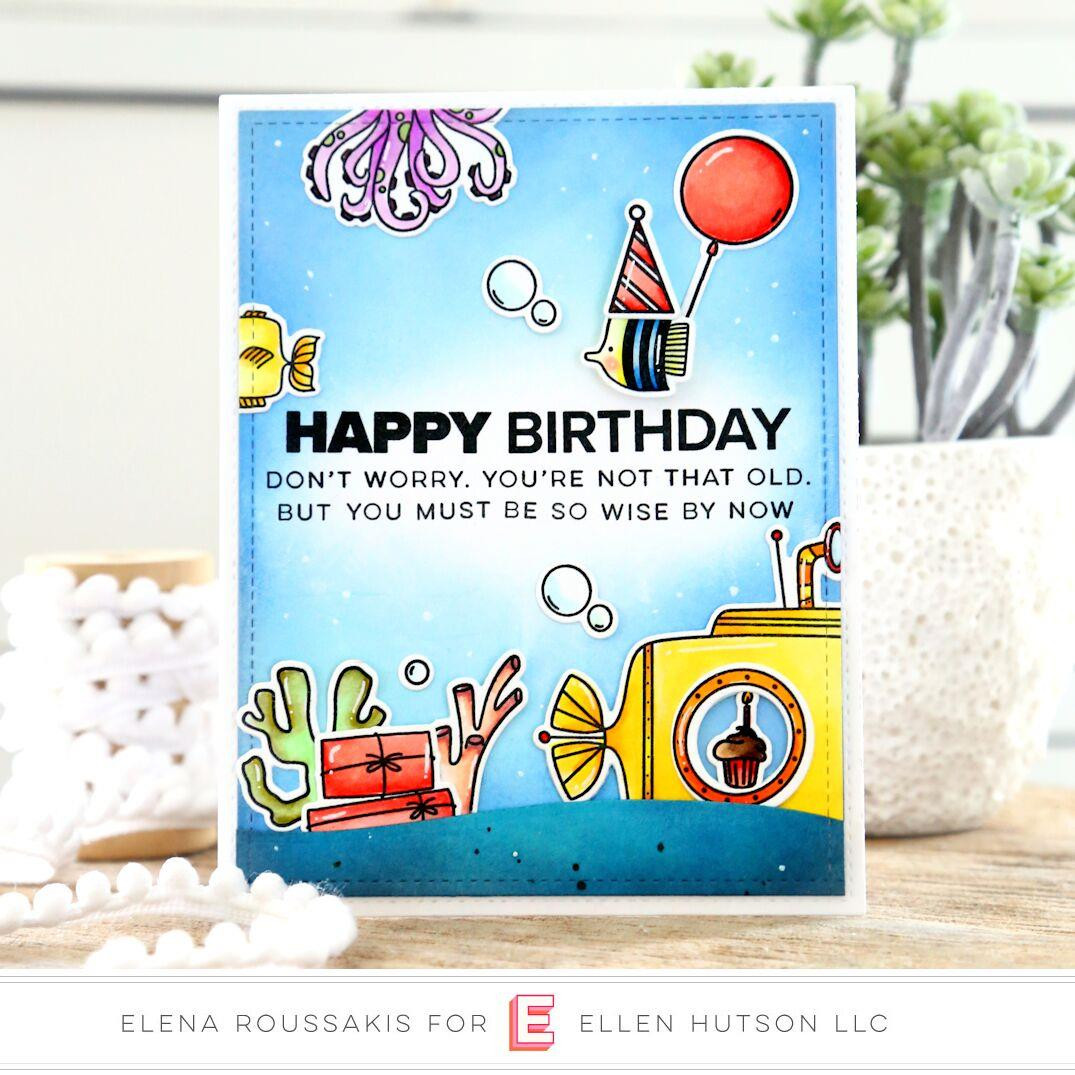 That Thing You Did, Essentials By Ellen Clear Stamps -