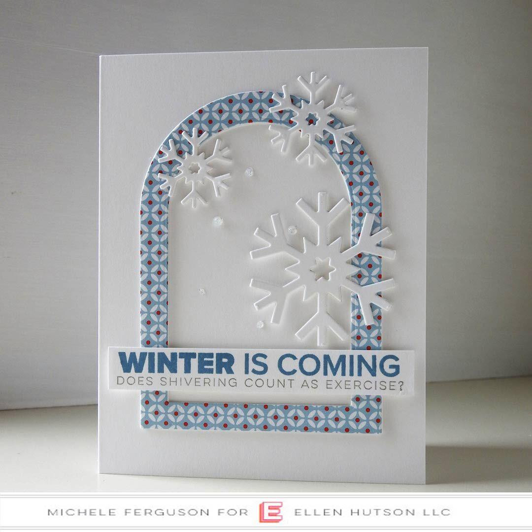 Tis the Season, Essentials By Ellen Clear Stamps -