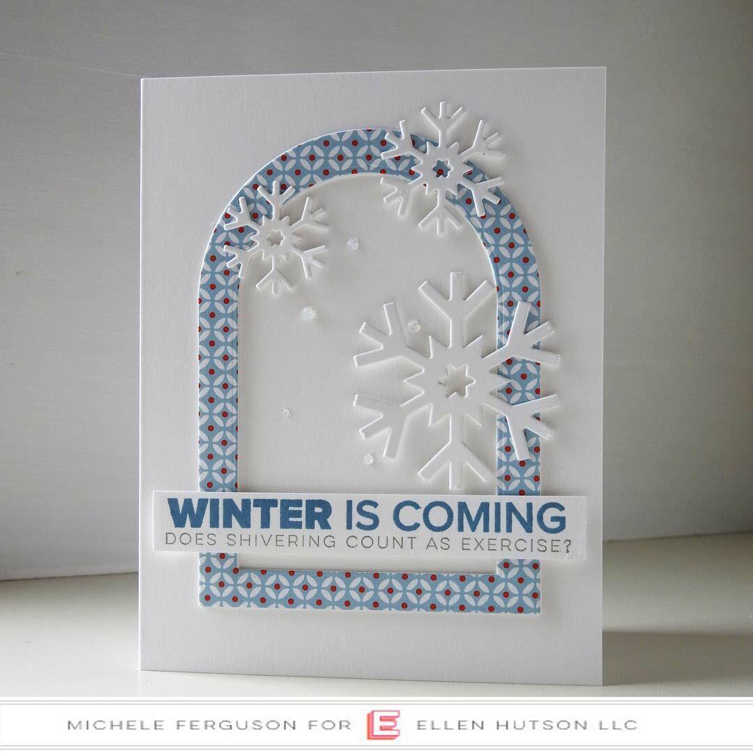 Tis the Season, Essentials By Ellen Clear Stamps -