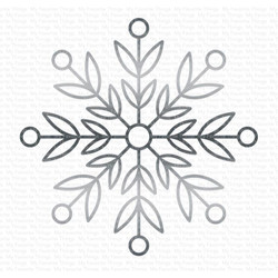 Impressive Snowflake, My Favorite Things Die-Namics - 849923033265