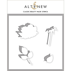 Classic Beauty, Altenew Mask Stencil - 737787256275
