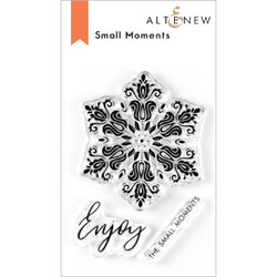 Small Moments, Altenew Clear Stamps - 737787256473