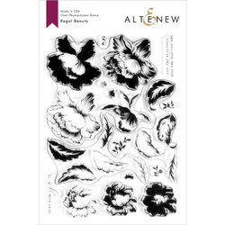 Regal Beauty, Altenew Clear Stamps - 737787256503