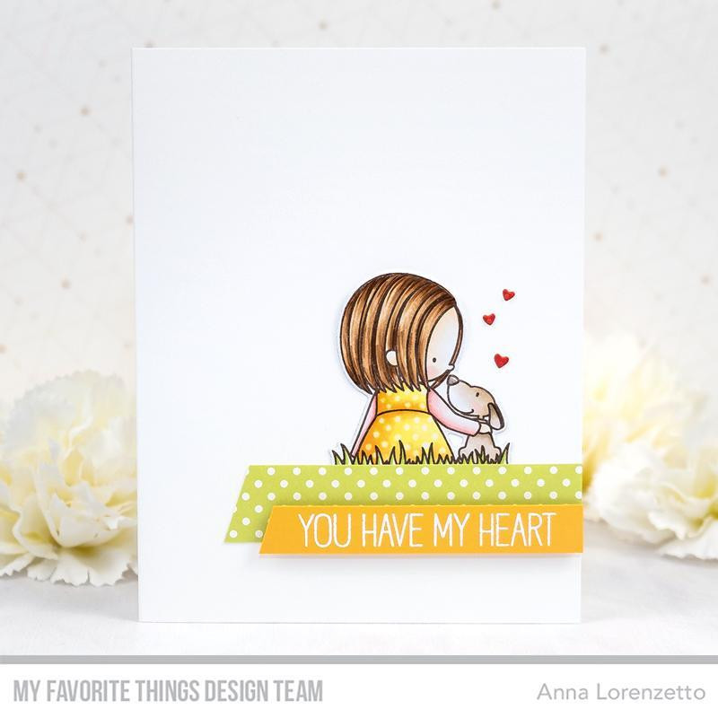 You Have My Heart by Birdie Brown, My Favorite Things Die-Namics - 849923033227