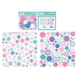 Snowflakes, Doodlebug Odds & Ends - 842715065338