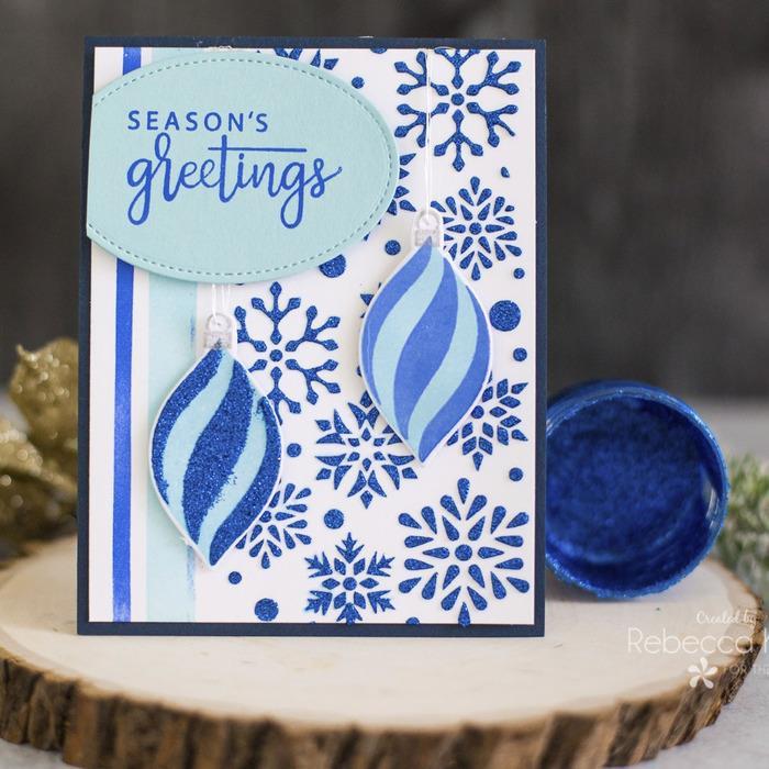 Brilliant Blue, Gina K Designs Glitz Glitter Gel - 000943181507