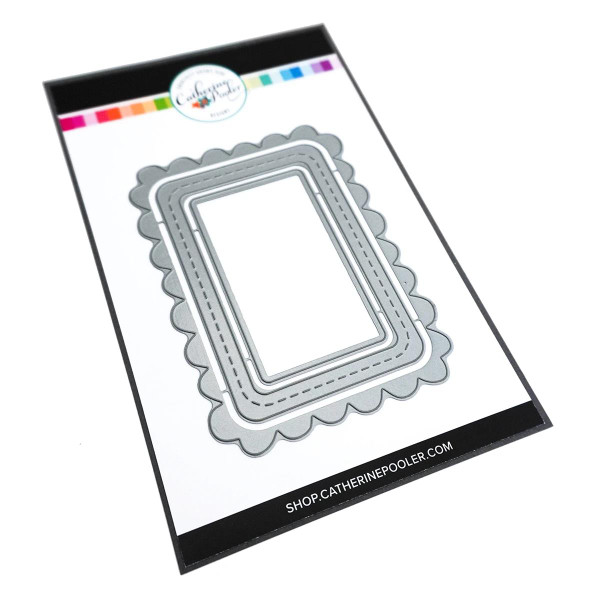 Skyscape Mini Cover Plate, Catherine Pooler Dies - 819447025046