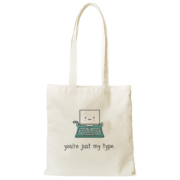 Just My Type of Tote, Lawn Fawn - 035292674349