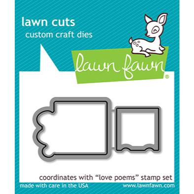 Love Poems, Lawn Cuts Dies - 035292674134