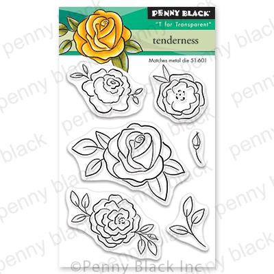 Tenderness, Penny Black Clear Stamps - 759668306558