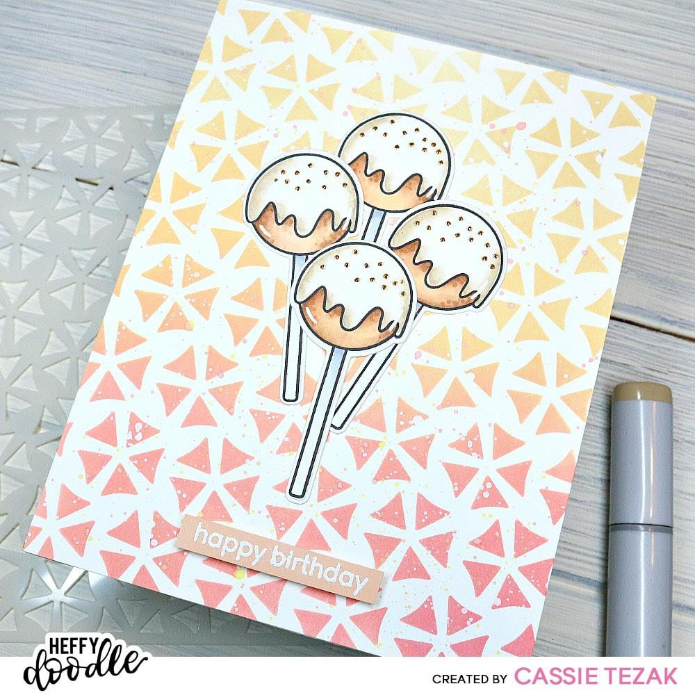 Classic Sentiments, Heffy Doodle Clear Stamps - 5060540222237