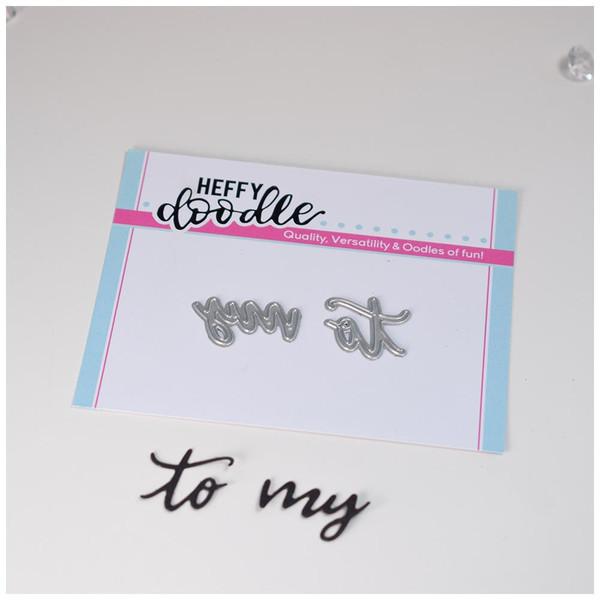 To My, Heffy Doodle Dies - 5060540222466