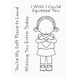 Pure Innocence - Soft Place to Land, My Favorite Things Clear Stamps - 849923033869