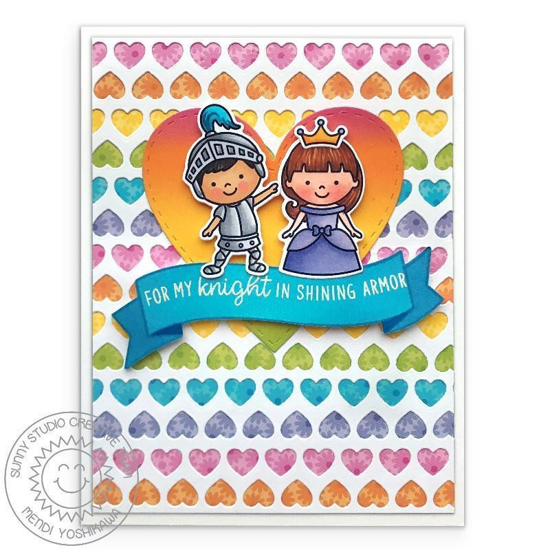 Enchanted, Sunny Studio Clear Stamps - 797648687785