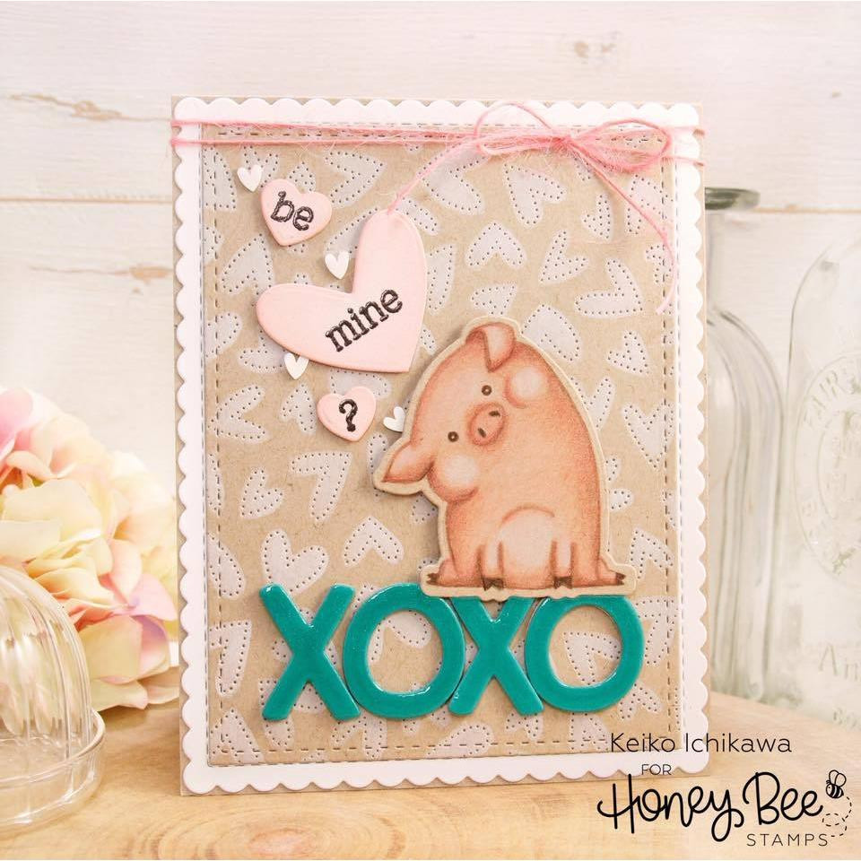 Bad Influence, Honey Bee Clear Stamps - 652827604550