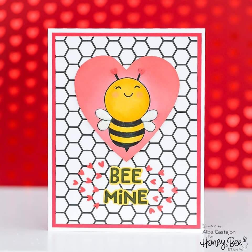 Back to Basics, Honey Bee 6 X 6 Paper Pad - 652827604512