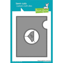 (PREORDER) Magic Iris Add-On, Lawn Cuts Dies - 035292674783