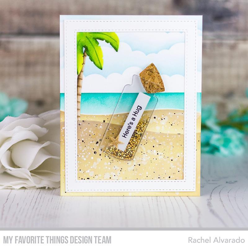 Little Love Notes, My Favorite Things Clear Stamps - 849923033968