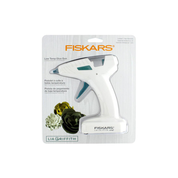 Mini Low Temp Cordless Glue Gun, Lia Griffith - 020335901520