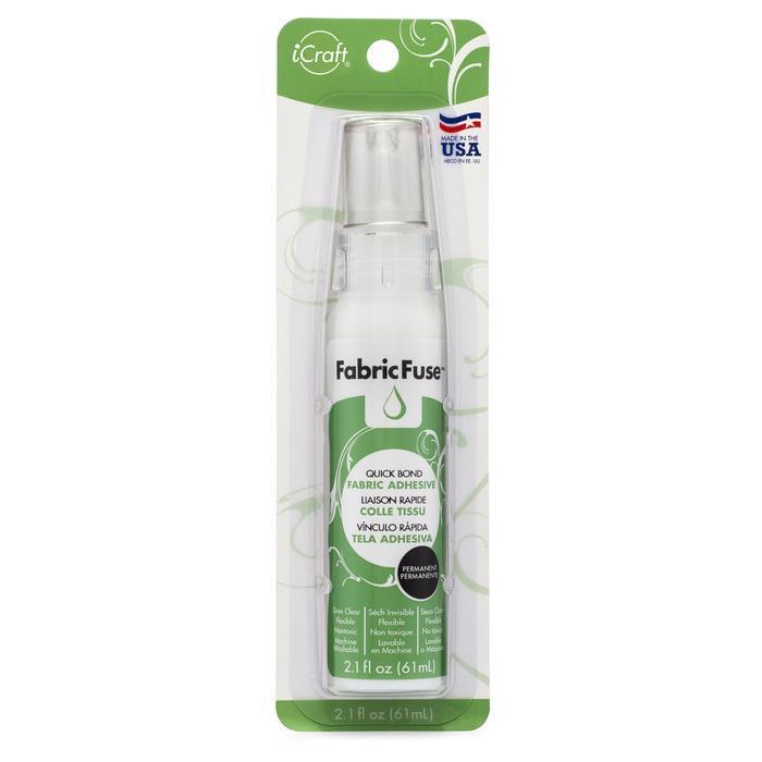 Liquid Adhesive 2.1 oz., Fabric Fuse -
