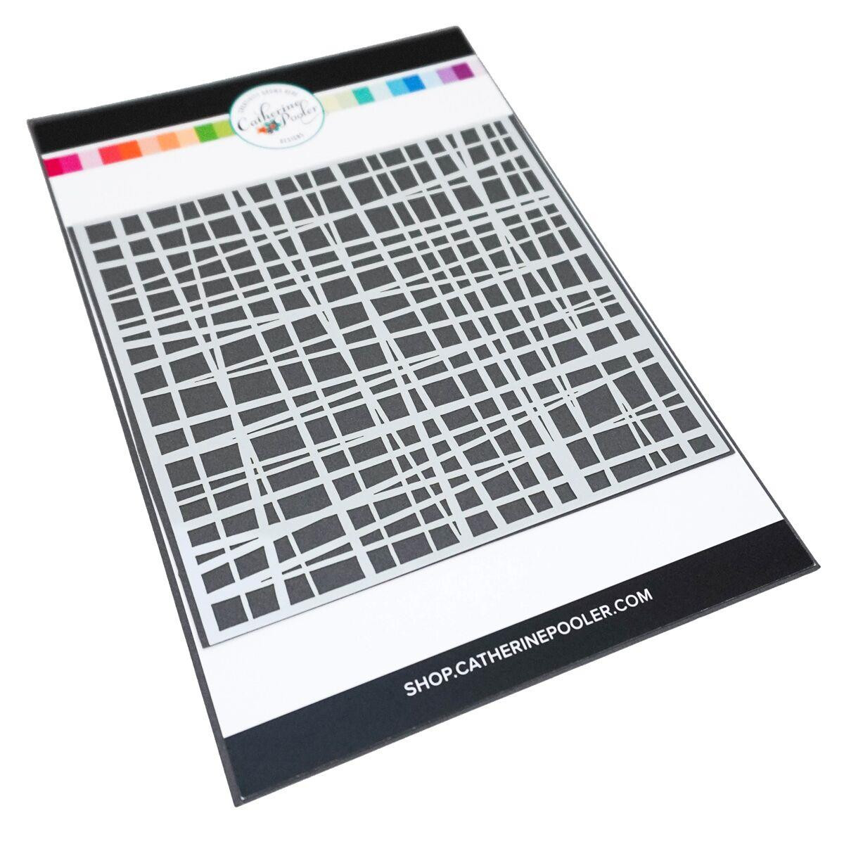 Off the Loom, Catherine Pooler Stencils - 819447025190