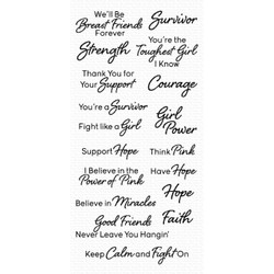 Have Hope, My Favorite Things Clear Stamps - 849923034064