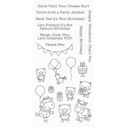 Party Animals, My Favorite Things Clear Stamps - 849923034033