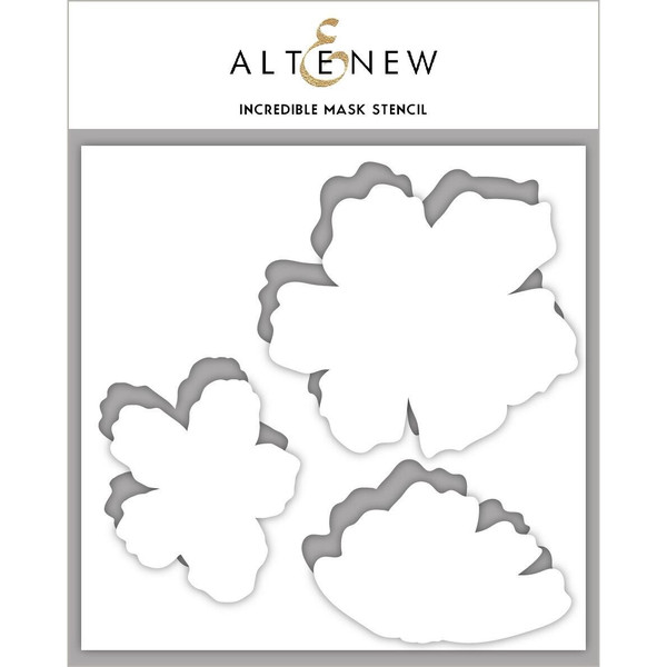 Incredible, Altenew Mask Stencil - 737787258460
