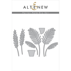 Parlor Palm Set, Altenew Dies - 737787258750