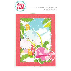 Fairy Ephemera Pack, Avery Elle Embellishments - 811568027855