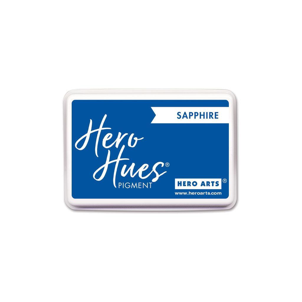 Sapphire, Hero Arts Pigment Ink - 857009263314