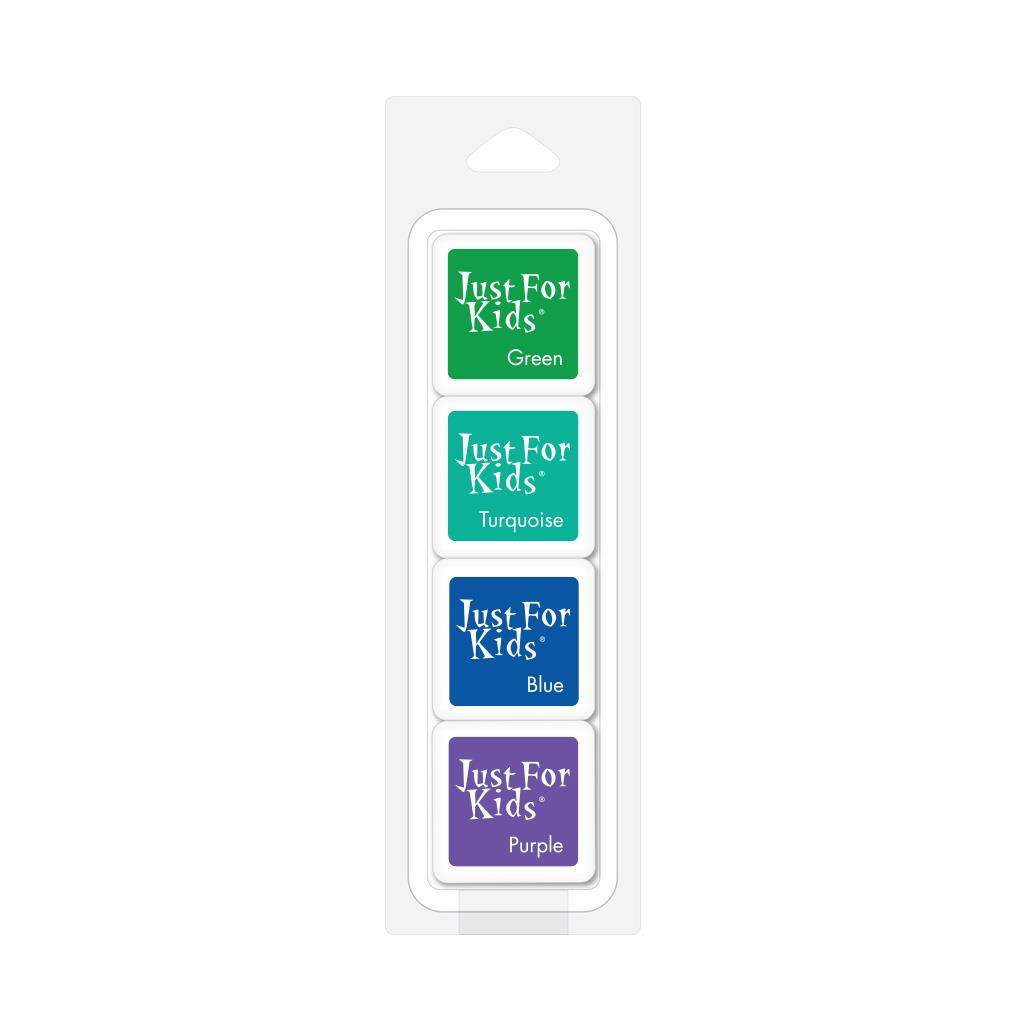 Cool, Hero Arts Just for Kids Ink Cubes Pack -