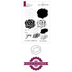 Build-A-Flower: Begonia, Altenew Stamp & Die - 737787259948