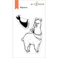 Alpaca, Altenew Clear Stamps - 737787257548