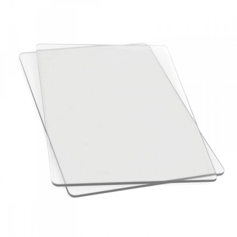 Sizzix Big Shot with Standard Platform (White & Gray) -
