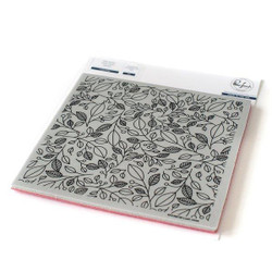 Lush Vines, Pinkfresh Studio Cling Stamps - 782150204841