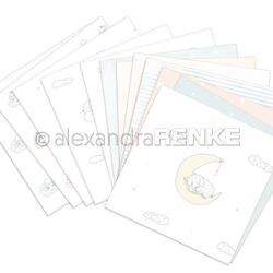 Lena's Baby Collection, Alexandra Renke Paper Pack - 4251412729140