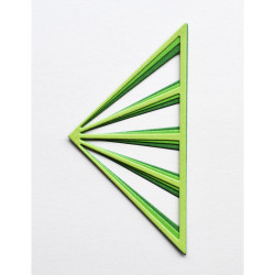 Sun Ray Triangle Layer Set, Birch Press Design Dies - 873980561089