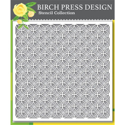 Ring Tile, Birch Press Design Stencils - 873980420300