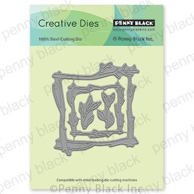 Branches Frame, Penny Black Dies - 759668516247