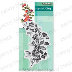 Nature's Glory, Penny Black Cling Stamps - 759668407422