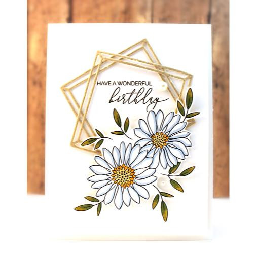 In My Garden, Penny Black Clear Stamps - 759668306992