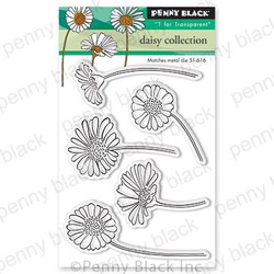 Daisy Collection, Penny Black Clear Stamps - 759668306961