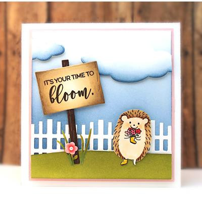 Lighthearted, Penny Black Clear Stamps - 759668306749