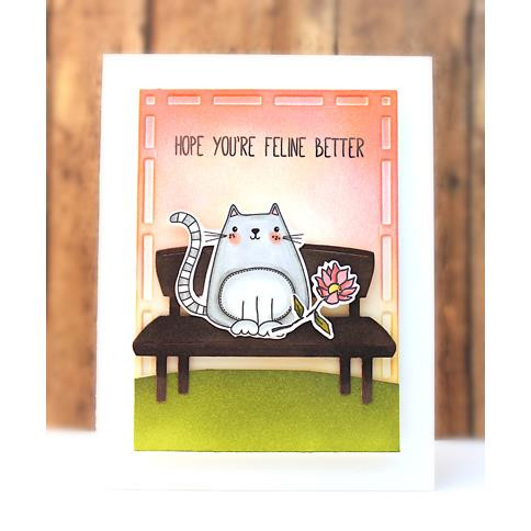 Fun Felines, Penny Black Clear Stamps - 759668306725