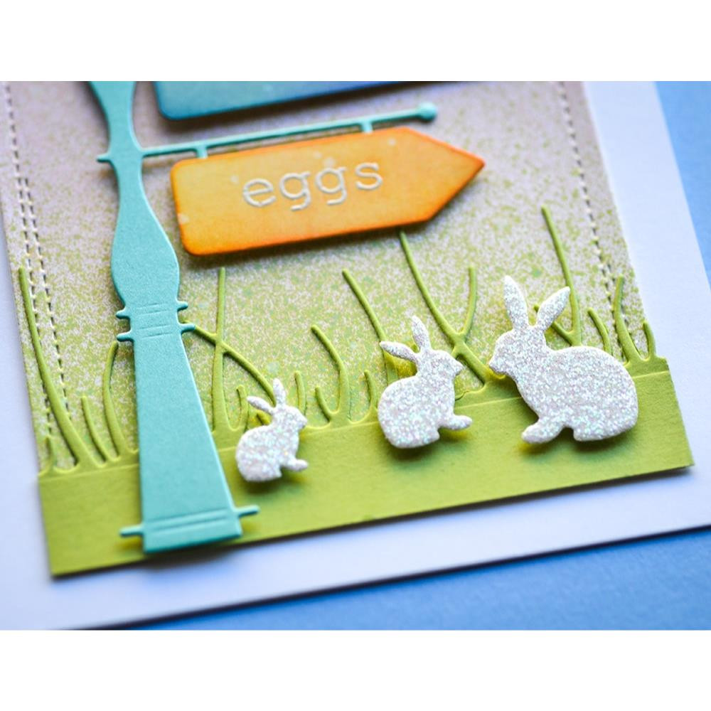 Big and Little Spring, Memory Box Clear Stamps -