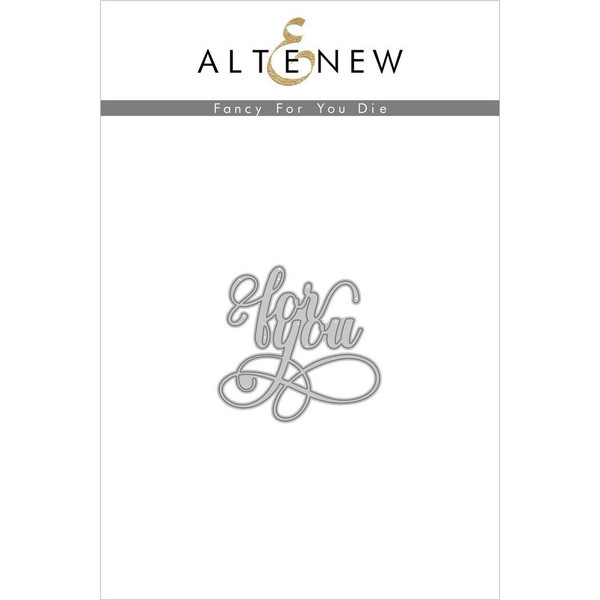 Fancy For You, Altenew Dies - 737787260739