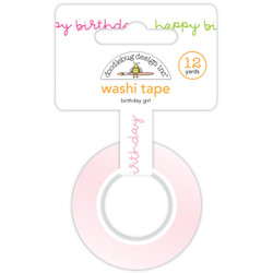 Birthday Girl, Doodlebug Washi Tape - 842715066144