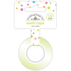 Cute Confetti, Doodlebug Washi Tape - 842715066168