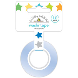 Let's Celebrate, Doodlebug Washi Tape - 842715066182
